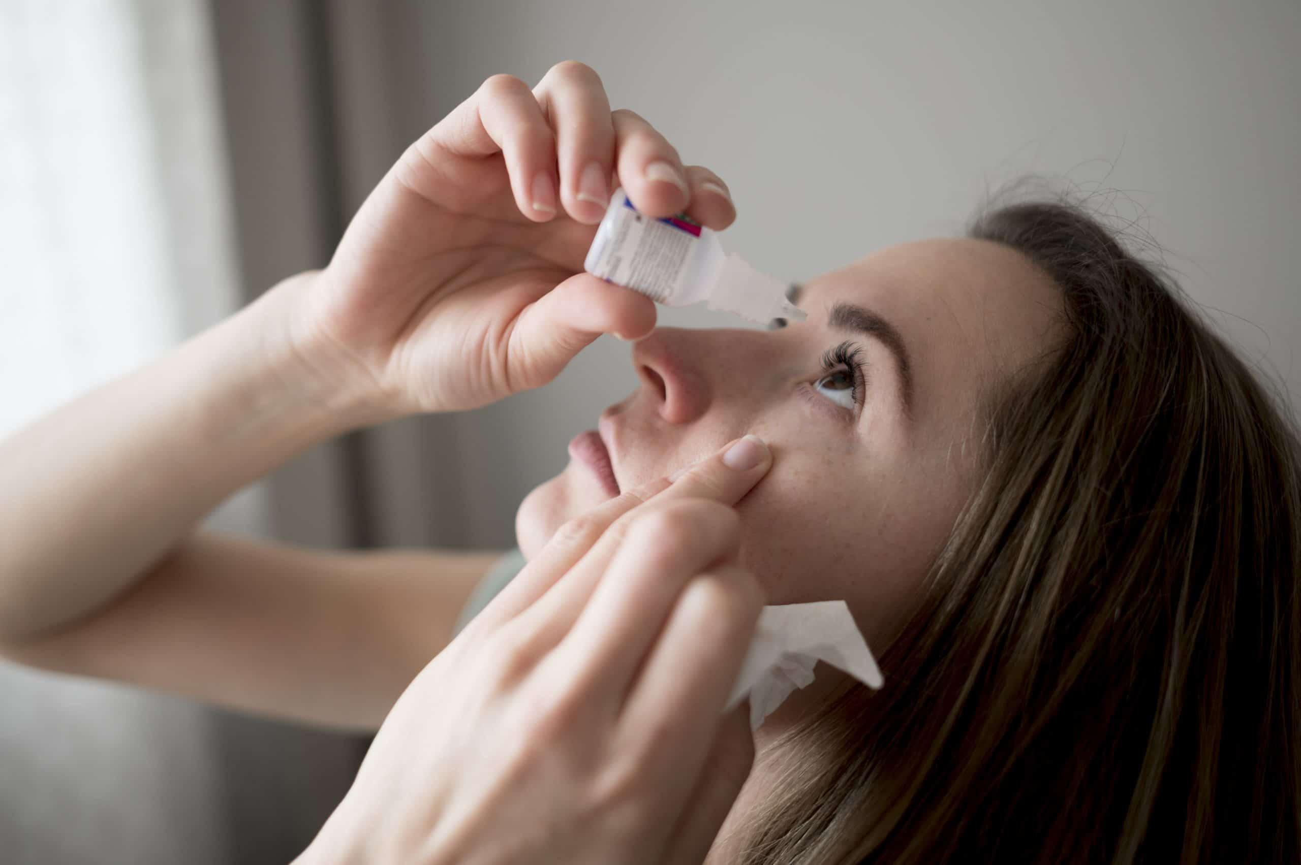 Cosa fare in caso di Congiuntivite Allergica